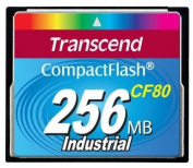 Transcend Compact Flash Produkte 256MB Flash