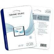 Dane-Elec 2 GB CompactFlash Memory Card DA-CF-2048-R