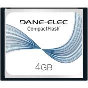 Dane-Elec 4 GB CompactFlash Memory Card DA-CF-4096-R