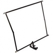 Flashpoint Gel filter Holder for 60cm Gels, Attaches to Most Light Stands.