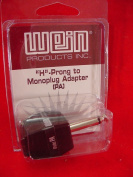 """Wein W990315 (PA) """"H""""- Prong to Monoplug Adapter for Camera"""