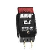 """Wein W928210 2-Channel """"H""""- Prong Receiver for Camera"""