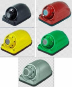 CCD Colour Side View Camera with Night Vision, 120 Degree View, Waterproof, Multi-colour. by YanTech USA