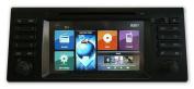 OttoNavi BM990653-DYBMNAXX BMW 01-07 E53/X5 Multimedia In-Dash Double Din OEM Replacement Car Radio