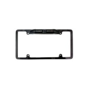 LP131B - XO Vision Licence Plate Frame w/ Built-in Water proof Night Vision Camera Black