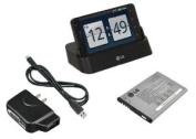 Verizon LG Revolution VS910 Multimedia Desktop Dock LGVS910DTC-B