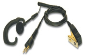 Ritron RHD-8X Over the ear headset with microphone and PTT switch