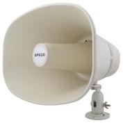 CSI/SPECO SPC-30RT Weatherproof PA Speaker with 75/25v Transformer