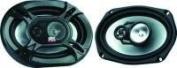 MTX Audio 13cm x18cm 3-Way Coaxial Speaker [Electronics]