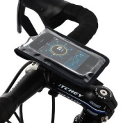 Satechi Bikemate Slim Case 3 for iPhone 5S, 5C, 5, 4S, 4, 3GS, 3G, BlackBerry Torch, HTC EVO, HTC Inspire 4G, HTC Sensation, Droid X, Droid Incredible, Droid 2, Droid 3, for Samsung EPIC, Galaxy S II, Galaxy S III