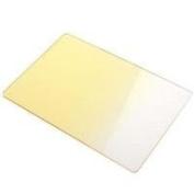 Lee Sunset Yellow Soft Graduated filter 10cm x 15cm Resin