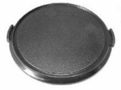 The Camera Hunter 62mm Plastic Snap-on Lens Cap
