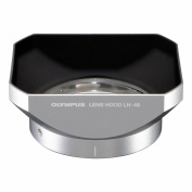 Olympus LH-48 Lens Hood for Zuiko Digital ED 12mm f/2.0 Lens