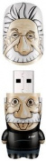 8GB Einstein Mimobot USB Flash Drive
