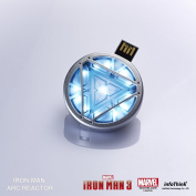 Marvel Iron Man 3 Arc Reactor 8GB USB Flash Drive