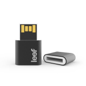 Leef Fuse 32GB High-speed USB Flash Drive with Magnet Cap and PrimeGrade Memory