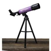 Edu Science Land & Sky 360 Tabletop Refractor Telescope - Purple