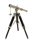 Executive Office Tabletop Desk Telescope with Stand