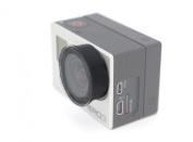 Hero3 Protective Slip On Lens - ACRYLIC