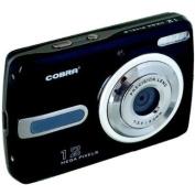 COBRA DIGITAL DCA1220-BLACK 12.0 Megapixel DCA1220 Digital Camera