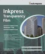 Inkpress Inkjet Transparency Film 60cm X 30m Roll
