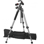 Ravelli APGL3 Professional 170cm Three Axis Head Camera Video Photo Tripod with Dual Quick Release Plates and Carry Bag