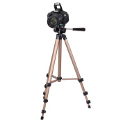 Multi-Functional Collapsible Tripod For Canon EOS 550D, EOS 70D, EOS 600D, EOS 60D, 650D / Rebel T4i, 1100D / Kiss X50 / Rebel T3 & 7D Camera, By DURAGADGET