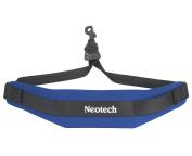 Neotech 1904162 Soft Sax Strap, Royal, Swivel Hook