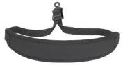 Neotech 2001002 Classic Strap, Black, Open Hook