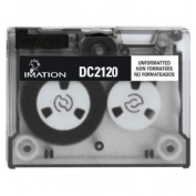 Imation 0.6cm . Mini Data Cartridge, DC2120 Unformatted, 307, 120MB