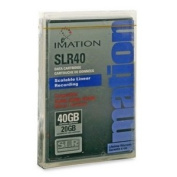 Imation 41112 - SLR-40 Data Cartridge - 20/40GB