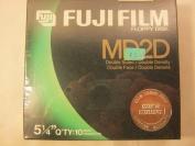 Fuji Film Floppy Disc 10 1 Pack Md2hd