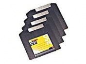 Iomega 250MB Zip Disc (4-Pack)