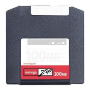 Iomega ZIP 100MB SINGLE PC/MAC