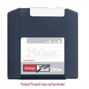 Iomega 2PK ZIP 250MB CLAMSHELL PC/MAC