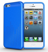 TUDIA Ultra Slim Melody Series TPU Protective Case for iPhone 5C