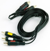 ARE58286 - Video/Audio Cables, With RCA Type Plugs, 12
