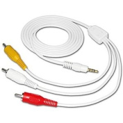 Amzer 3.5mm to RCA Video Out Cable