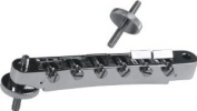 Gibson Gear PBBR-010 Chrome ABR-1 Bridge with Full Assembly
