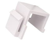 Networx Blank Plug for Networx Wall Plate - 10 Pack - White