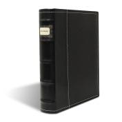 Bellagio-Italia DVD Binder Book Box Black
