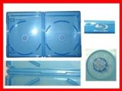 12.5 mm Viva Elite Blu-Ray Double Case Box Standard Size Hold 2 Discs