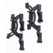 Pinpoint Mounts AM10-Black Universal Wall Mount for Speaker