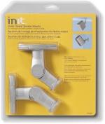 Init Home Theatre Speaker Mount Kit 2 Pack White