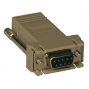 Tripp Lite B090-A9F DB9F - RJ45 Modular Serial Adapter