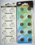 Vinnic Battery Ag13 (10Pk)