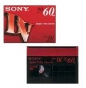 Sony 3 PACK 60 Minute Tape
