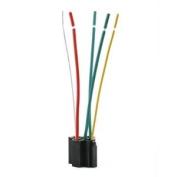 Parts Express 12 VDC 5-Pin Relay Socket