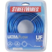 StreetWires UFX820B 8 AWG Power Cable Blue 6.1m