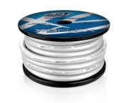 XS Power XSFLEX0CL-50 XP/XS Flex Iced Clear 15m Spool High Current Battery Cable